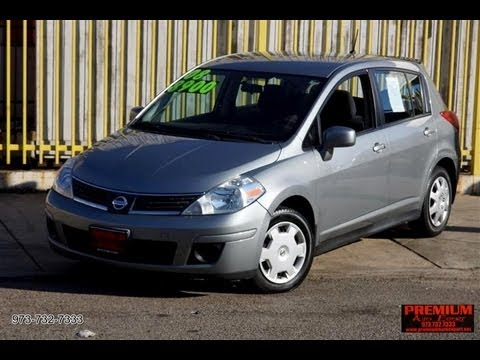 2008 nissan versa 1.8 sl hatchback - youtube