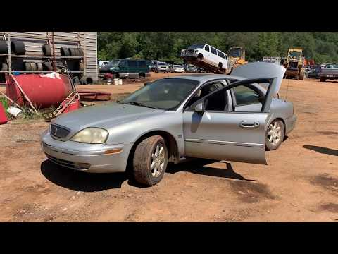 Scrapped Mercury Sable Will It Run!?