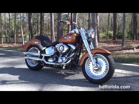 Harley Davidson Fat Boy Walkthrough Review