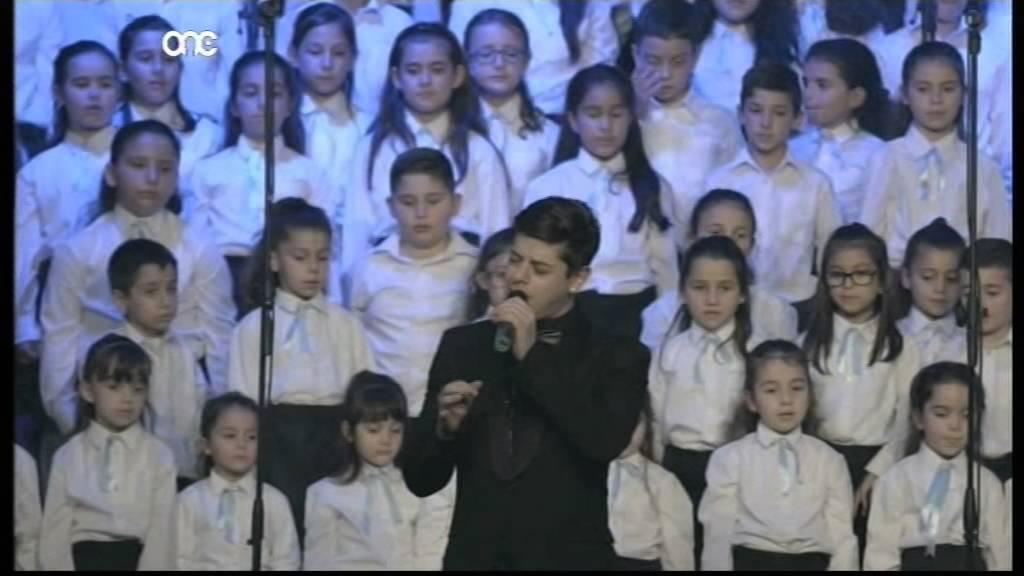 Kevin Borg & Malta National Children's Choir - It's ...