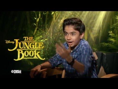 JUNGLE BOOK Interviews: Jon Favreau and Neel Sethi