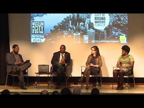 #MCNYlive: City of Rising Waters - Community Responses to Climate Change