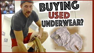 Baixar Buying used underwear at Goodwill? (GYM TRICKS)