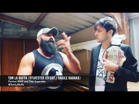 British Soft Style - Tom La Ruffa Interview (Pro Wrestling in France)