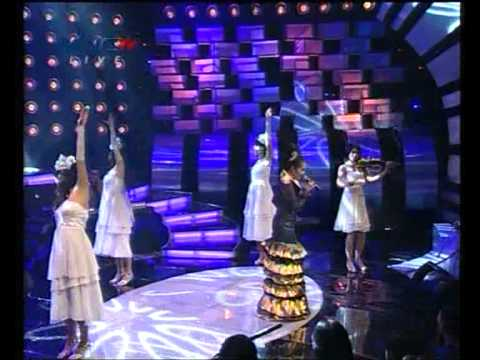 MIMPI TERINDAH / Iyeth Bustami with Eya Grimonia (violinist), LIVE at MNC TV