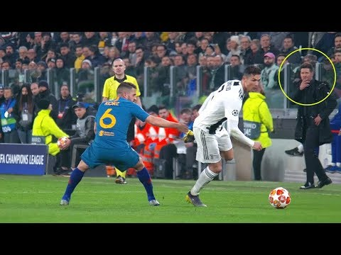 Cristiano Ronaldo Dribbling That Messi Fans Will Never Believe 🔥