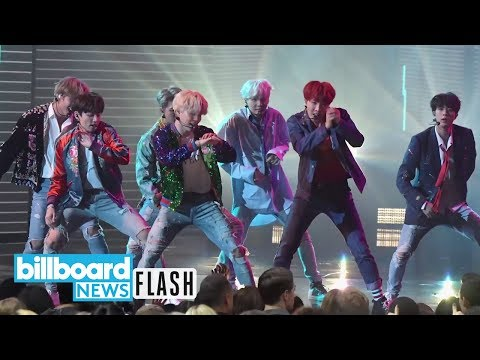 BTS Announces World Tour, Making Stops In Six North American Cities   Billboard News Flash