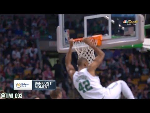 Al Horford Highlights vs Dallas Mavericks (17 pts, 8 reb, 8 ast, 3 blk)