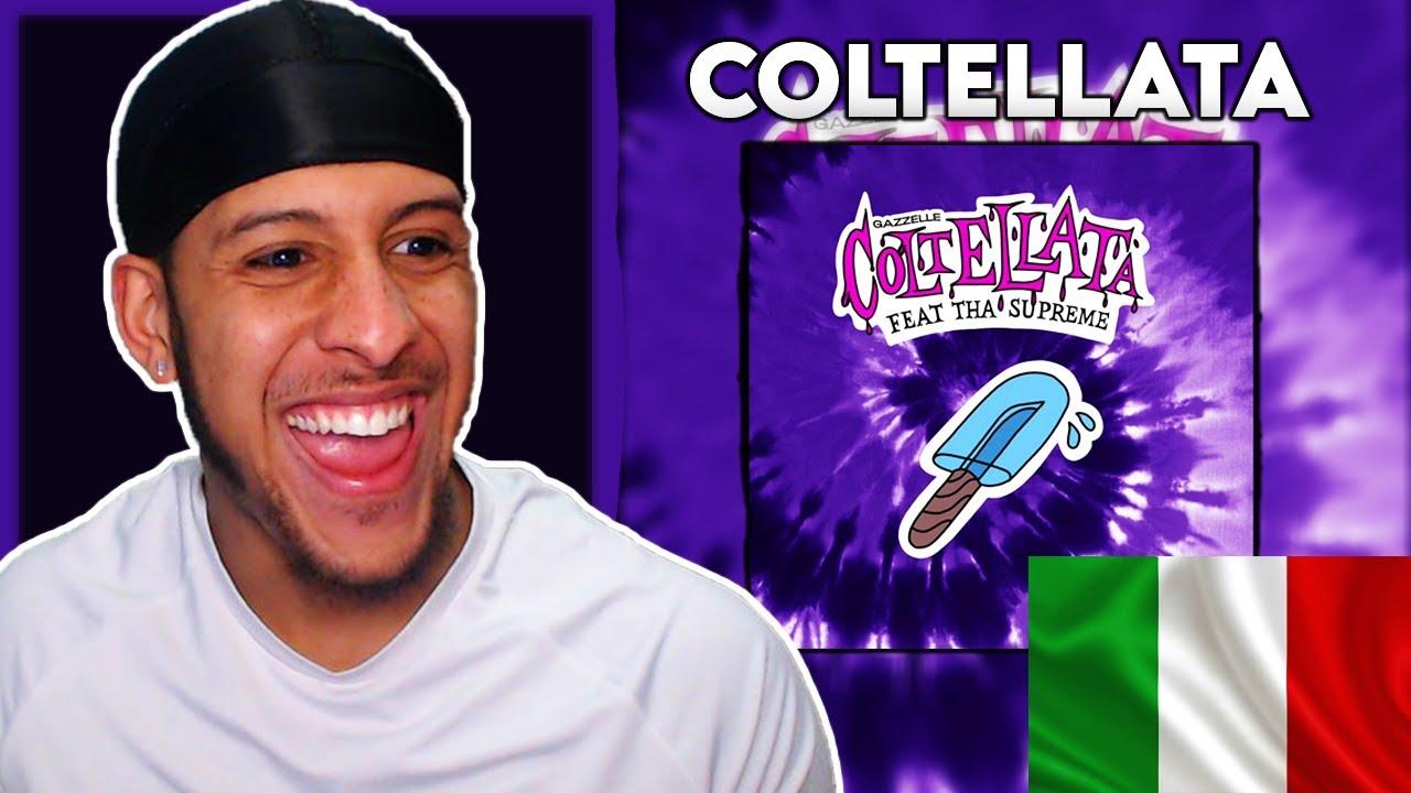 Download BRITISH REACTION TO Gazzelle - Coltellata (feat. tha Supreme)