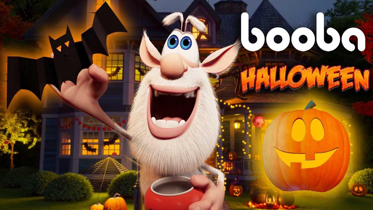 Booba 👻 Halloween 🎃 ฮาโลวีน ✨ การ์ตูนสนุกๆ สำหรับเด็ก ⭐ Super Toons TV Thai