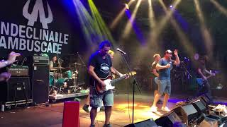 Undeclinable ambuscade - African song LIVE @ Punk Rock Holiday 1.7 (Tolmin, Slovenia)