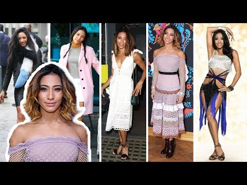 Karen Clifton Best Fashion Styles in 2018 - Karen Clifton Stylish Dresses Collection 2018