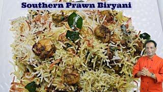 Southern Masala prawns Biryani by Vahchef - like Sri Lankan Biryani Masala