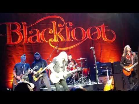 Train Train by Blackfoot 11/20/15 Niagara Falls Ny