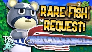 Animal Crossing: New Leaf | The Rare Oarfish (Part 6)