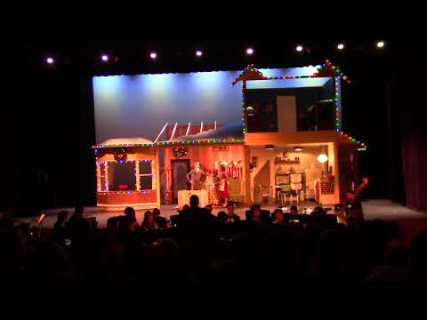 A Christmas Story: The Musical  2017 Winter Musical Part 2 of 4