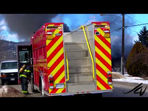 March 9, 2018 Kelowna Fire Event -  YouTube