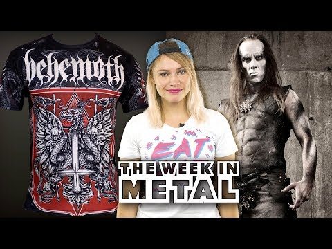The Week in Metal - Nov 6, 2017 | MetalSucks