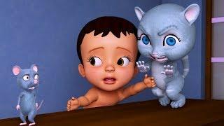 chuhe-ne-kya-kiya-bhaago-baag-hindi-rhymes-for-children-infobells