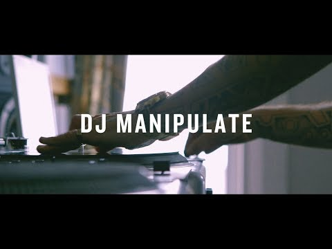 INSIDE TURNTABLISTS - DJ MANIPULATE - TRAILER