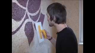 Инструкция по нанесению жидких обоев Silk Plaster(, 2014-07-01T07:25:06.000Z)