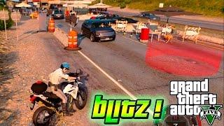 GTA V: Blitz e bafômetro #1