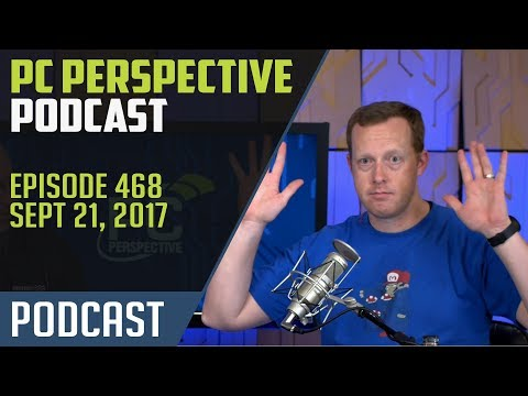 Podcast #468 - AMD Raven Ridge rumors, Intel and Global Foundries new fabrication technology!
