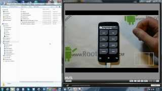 How to install TWRP Recovery on the Moto X