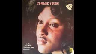 Cover images Tommie Young   That's all a part of loving him