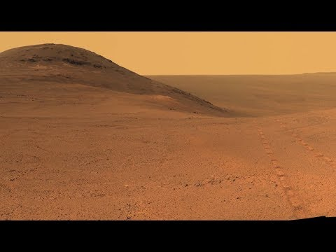 Opportunity: NASA Rover Completes Mars Mission