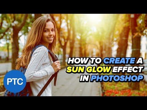 Làm thế nào để Tạo hiệu ứng SUN GLOW
