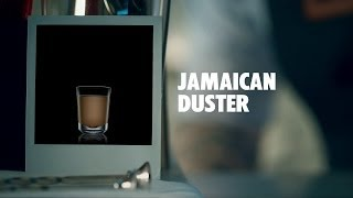 JAMAICAN DUSTER DRINK RECIPE - HOW TO MIX
