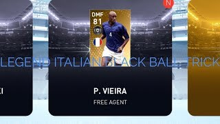 (REOPEN)LEGEND ITALIAN CLUBS NEW BLACK BALL TRICK-PES 2019 MOBILE