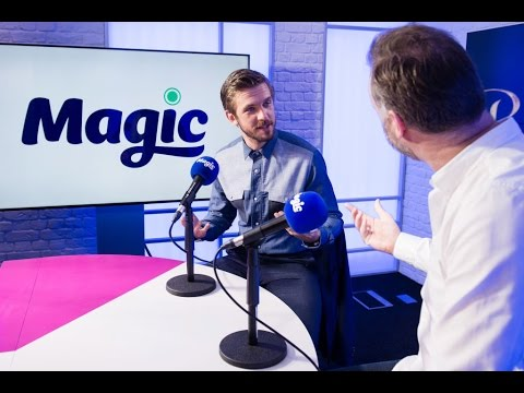 Dan Stevens does his 'Beast' voice | Beauty and the Beast