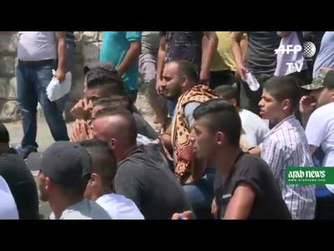 Protests after Israel restricts Jerusalem Old City prayers