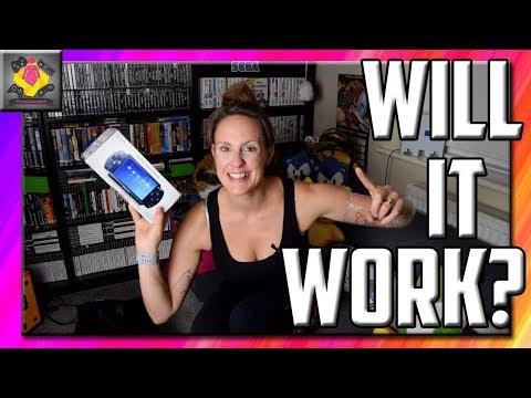 SONY PSP Bargain - Will It Work?