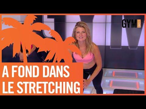 A FOND DANS LE STRETCHING - GYM DIRECT