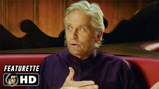 Subscribe for more tv trailers here: https://goo.gl/tl21hzgrab a seat at the table and join michael douglas alan arkin in an unfiltered chat. kominsk...