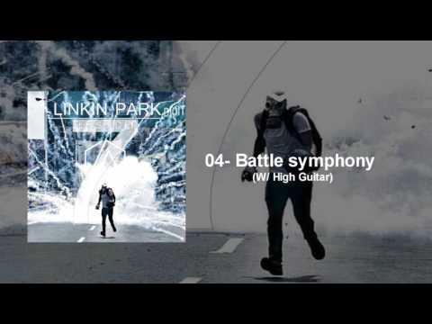 Linkin Park Battle Symphony (Audible guitar studio Version) The Soldier 7