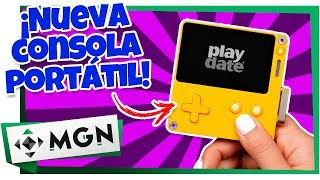 ¡Nueva Consola Portátil en 2020!: Playdate | MGN