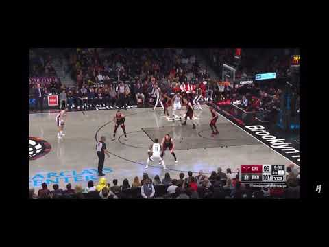 Kyrie Irving Killer Crossover Vs Chicago Bulls 54 pts