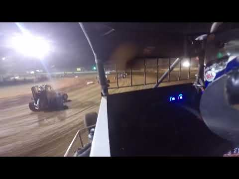 Logan Seavey On Board I-44 Speedway Night 2