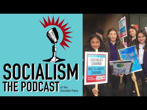 23. Climate strikes and school student unions