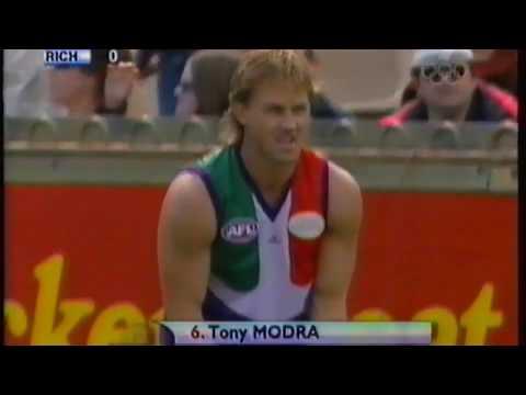 2000 AFL Round 19 - Fremantle vs Richmond