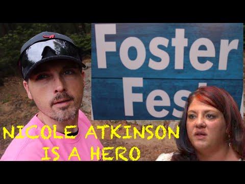 Nicole Atkinson The Hero- Dothan, Alabama Foster Fest - Daily Vlog