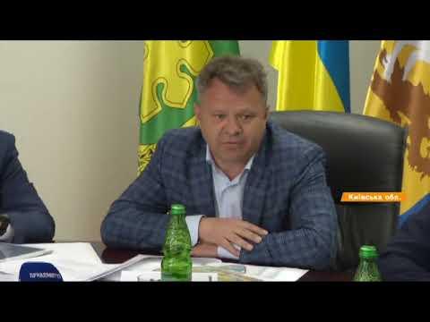 Факти ICTV: Скандал в Киевской области - экс-депутат строит асфальтный завод