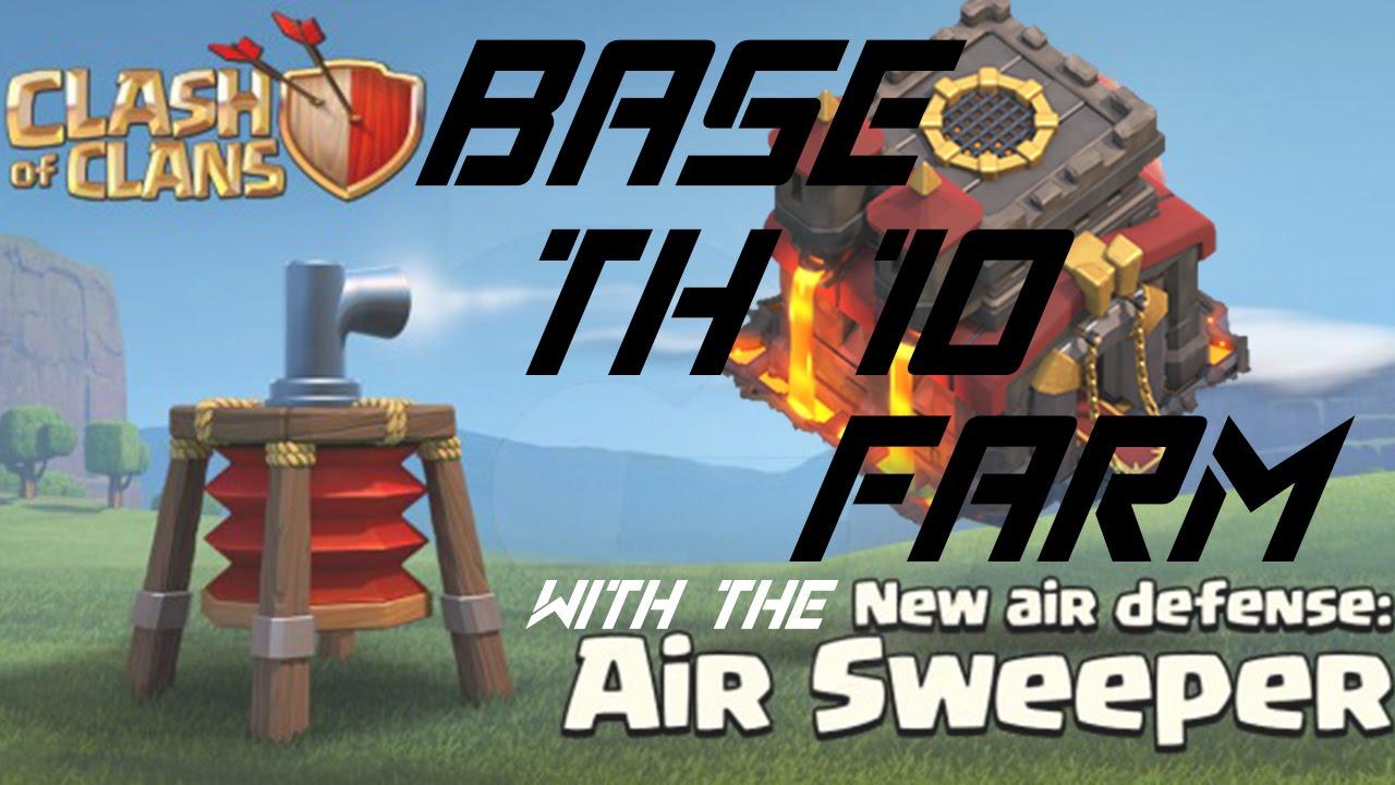 base farm th10 air sweeper propulseur d 39 air mise jour hdv 10 youtube. Black Bedroom Furniture Sets. Home Design Ideas