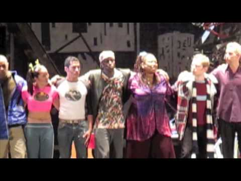 Rent - The Broadway Tour Final Performance 02/07/10