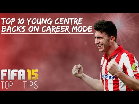 FIFA 15 | Top 10 Young Centre Backs On Career Mode!!!