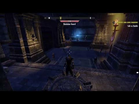 Elder Scrolls Online  Noob plays PvP